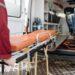 métier ambulancier