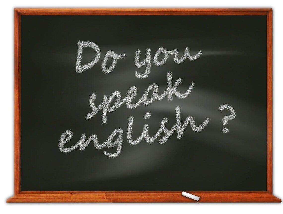 Se former via des cours d'anglais à distance