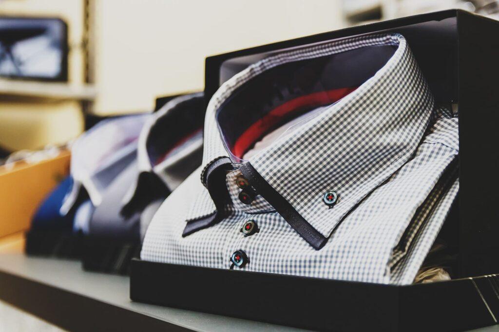 Chemise en tant que cadeau d'entreprise